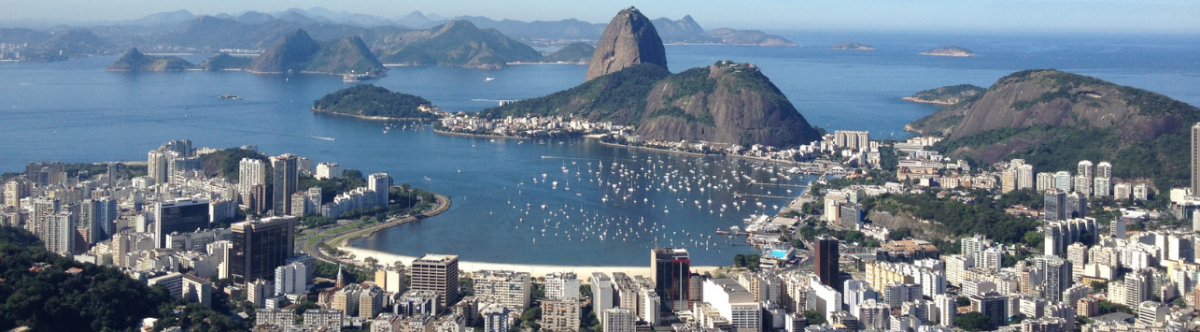 Picture of Praia de Botafogo in Rio de Janeiro, Brazil